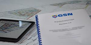 GSN Brandschutzkonzept mit Plänen