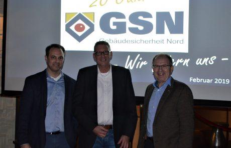 Die Geschäftsführung der GSN