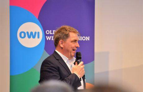 Begrüßung durch Oldenburgs Oberbürgermeister Jürgen Krogmann