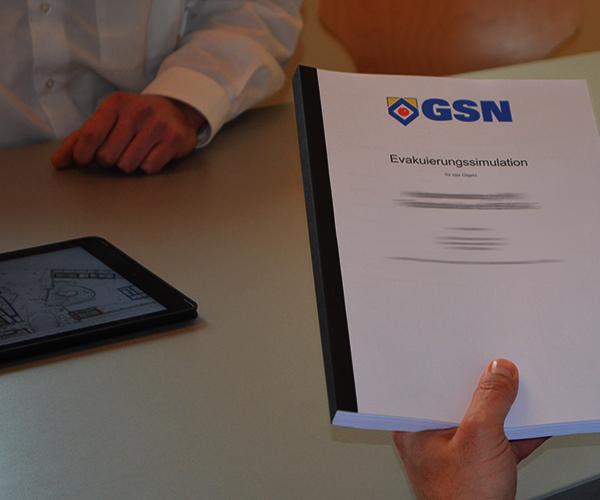 Brandschutz von GSN