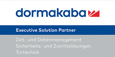 dormakaba Executive Solution Partner Logo