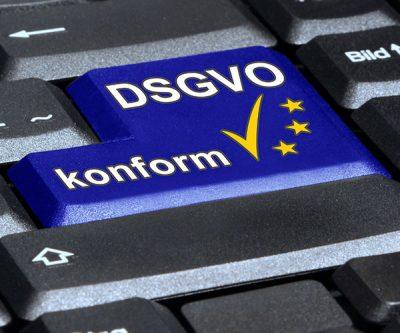 DS-GVO Konformität